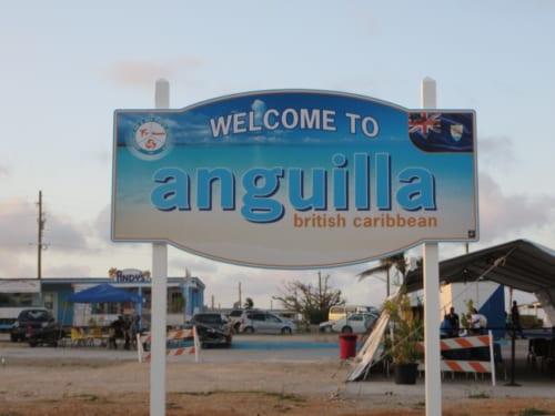 ようこそアンギラへ
